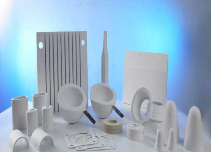 Ceramic Fiber Shapes Image