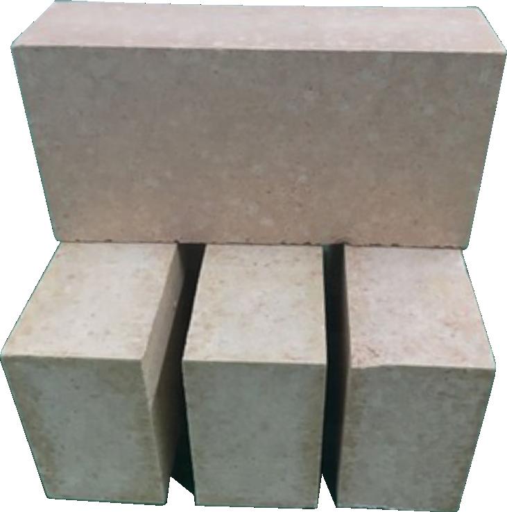 Fired Dense Corundum Brick TRL 88X BRICKS